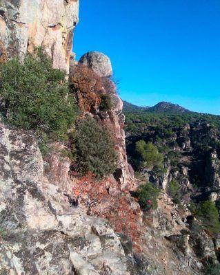 escalada San Martin de Valdeiglesias