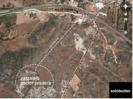 escalada en Zarzalejo