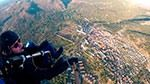 vuelo en paramotor Madrid