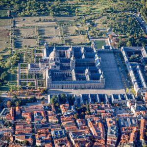paramotor en Madrid