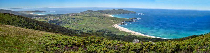Playa de Ponzos - La Coruña