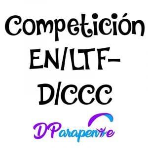 Competición (EN/LTF-D/CCC)